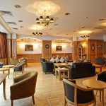 Antrim Suite Portrush Atlantic Hotel set for casual meetings