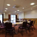 Conference room 2 portrush atlantic. Boardroom style