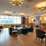 Antrim Suite Portrush Atlantic set for casual meetings