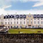 Front exterior shot of Portrush Atlantic