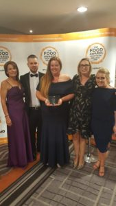 NI Food Awards 2018 Restaurant of the Year